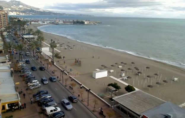 Fuengirola-webcam