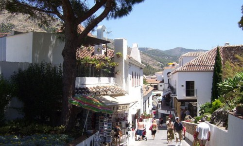 Mijas in Andalusien-1