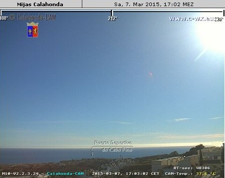 Webcam-Mijas-Calahonda