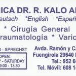 Doctor Kalo Abad Fuengirola