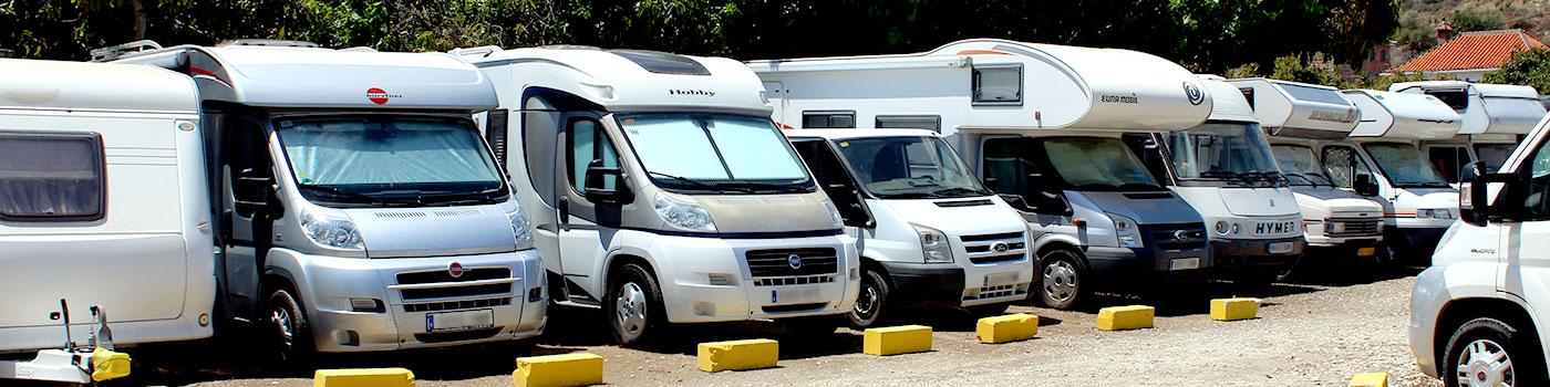 Motor Home & Caravan Parking Mijas