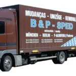 B & P Spedition Umzug Spanien Portugal