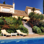 Villa Andalusien real estate Marbella Immobilien
