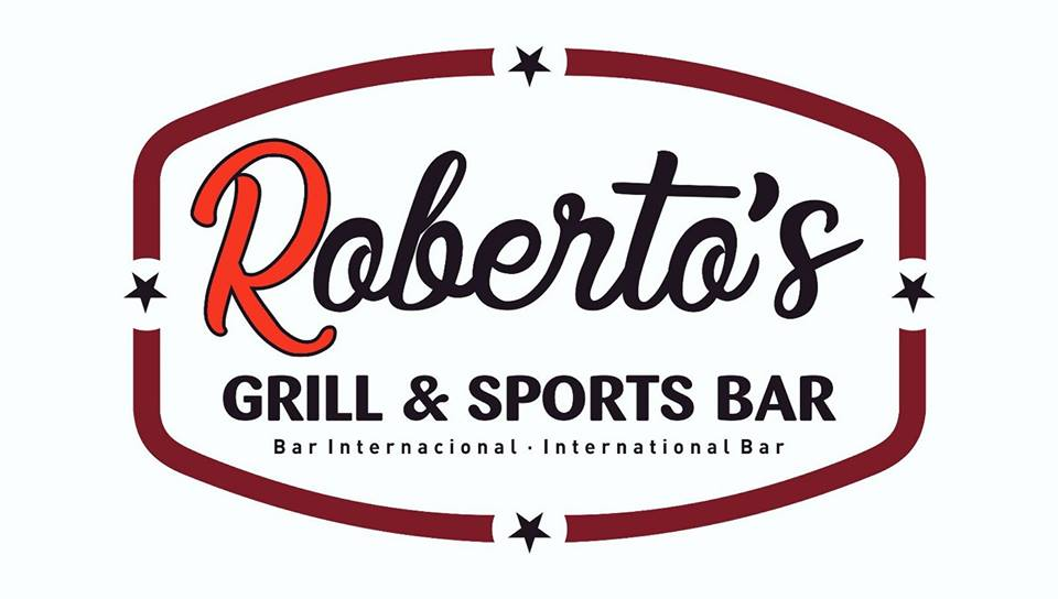 Robertos Sports bar Mijas Logo